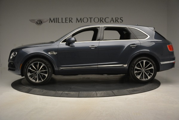 Used 2018 Bentley Bentayga Onyx for sale Sold at McLaren Greenwich in Greenwich CT 06830 3