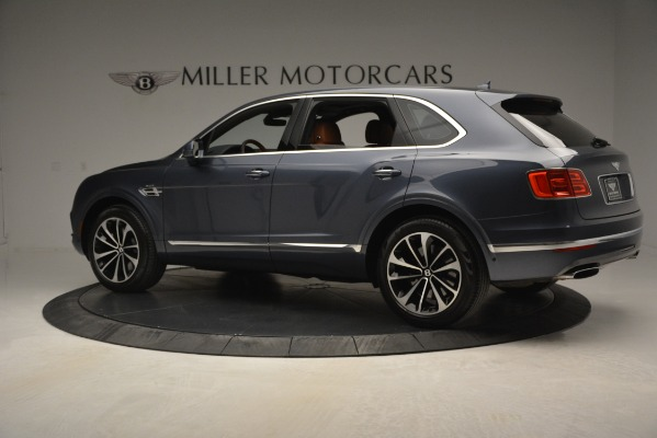 Used 2018 Bentley Bentayga Onyx for sale Sold at McLaren Greenwich in Greenwich CT 06830 4