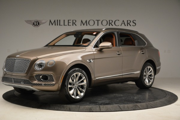 Used 2018 Bentley Bentayga W12 Signature for sale $159,900 at McLaren Greenwich in Greenwich CT 06830 2