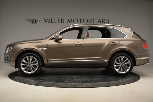 Used 2018 Bentley Bentayga W12 Signature for sale $159,900 at McLaren Greenwich in Greenwich CT 06830 3