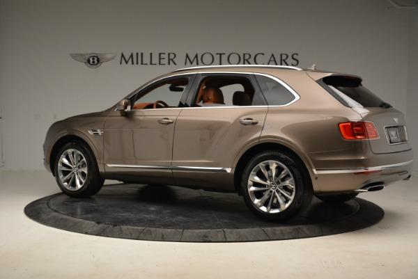 New 2018 Bentley Bentayga Signature for sale Sold at McLaren Greenwich in Greenwich CT 06830 4