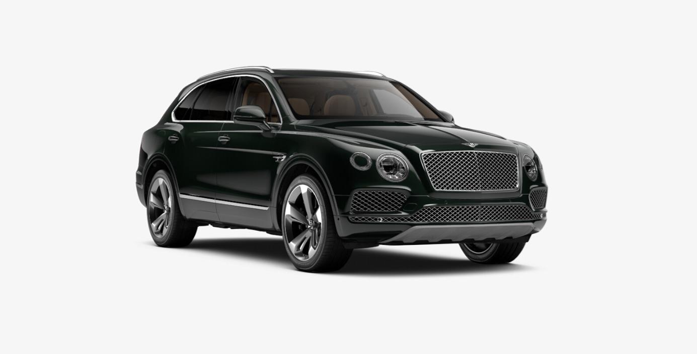 New 2018 Bentley Bentayga Onyx For Sale Special Pricing Mclaren Greenwich Stock 19402
