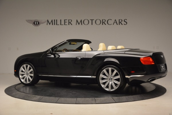 Used 2012 Bentley Continental GT W12 for sale Sold at McLaren Greenwich in Greenwich CT 06830 4