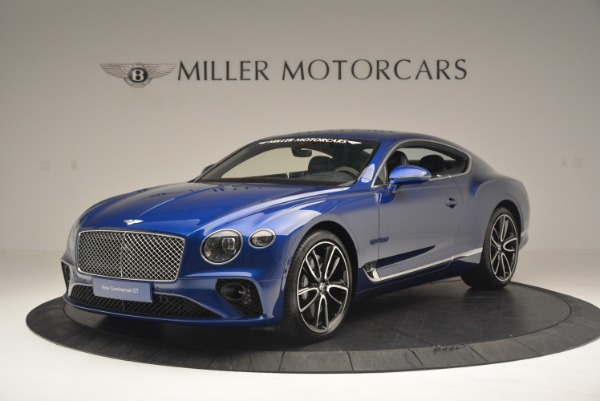 New 2020 Bentley Continental GT for sale Sold at McLaren Greenwich in Greenwich CT 06830 2