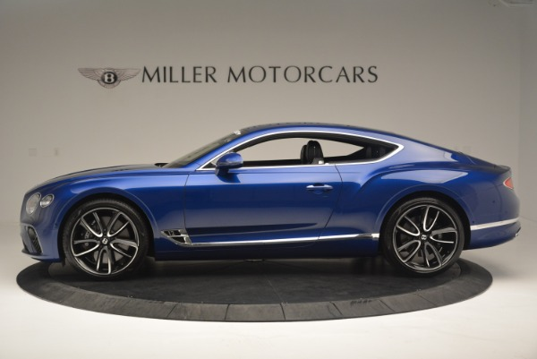 New 2020 Bentley Continental GT for sale Sold at McLaren Greenwich in Greenwich CT 06830 3