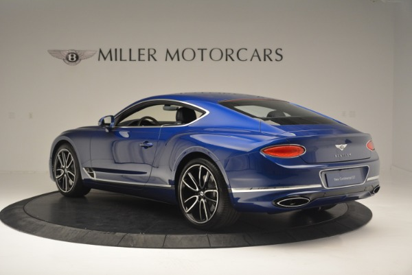 New 2020 Bentley Continental GT for sale Sold at McLaren Greenwich in Greenwich CT 06830 4