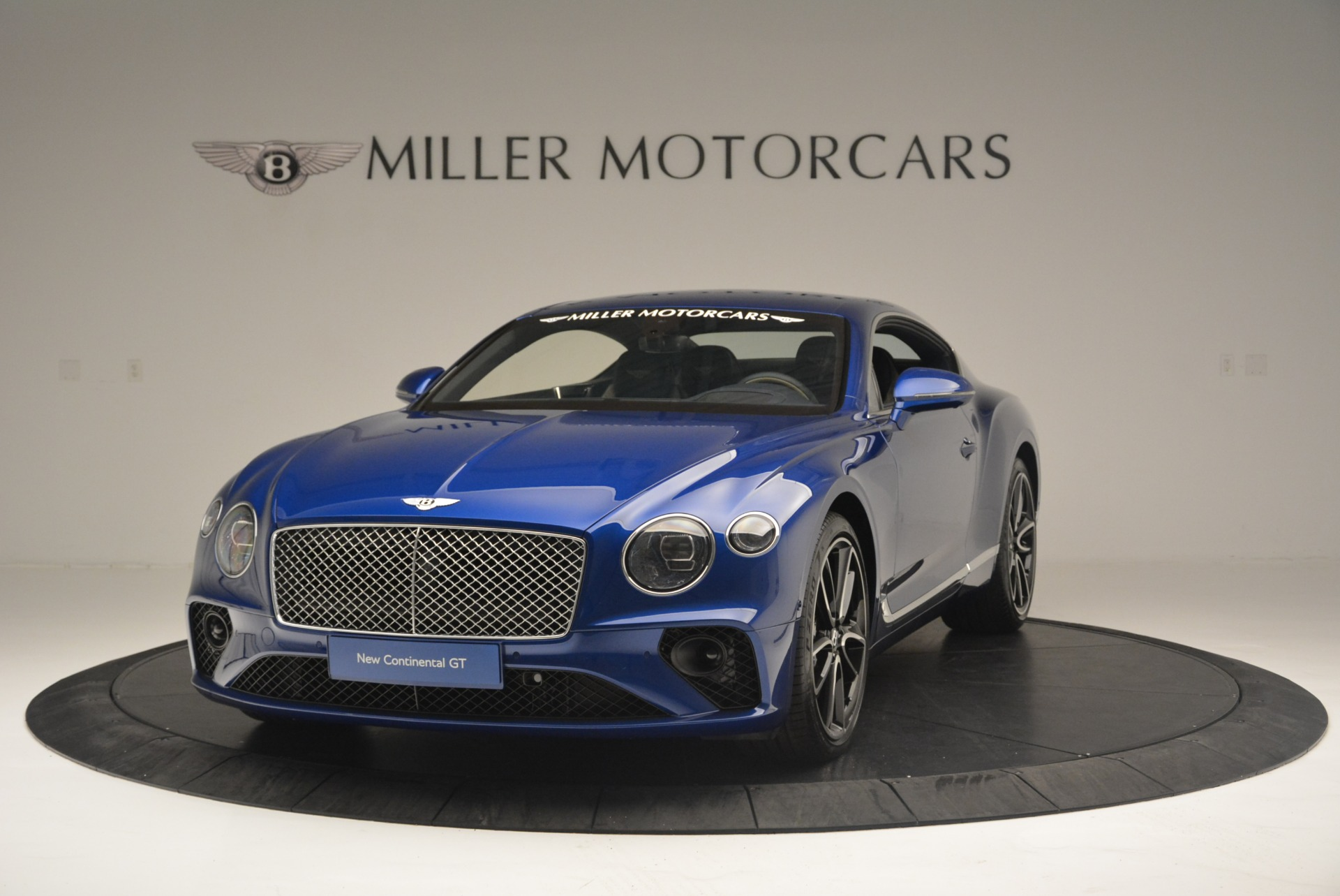New 2020 Bentley Continental GT for sale Sold at McLaren Greenwich in Greenwich CT 06830 1