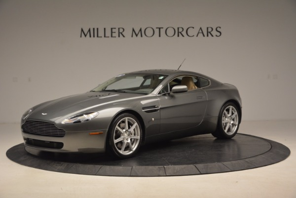 Used 2006 Aston Martin V8 Vantage for sale Sold at McLaren Greenwich in Greenwich CT 06830 2