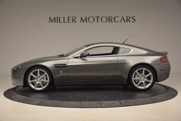 Used 2006 Aston Martin V8 Vantage for sale Sold at McLaren Greenwich in Greenwich CT 06830 3