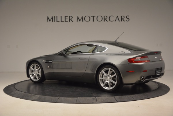 Used 2006 Aston Martin V8 Vantage for sale Sold at McLaren Greenwich in Greenwich CT 06830 4