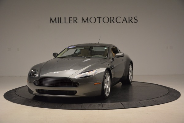 Used 2006 Aston Martin V8 Vantage for sale Sold at McLaren Greenwich in Greenwich CT 06830 1