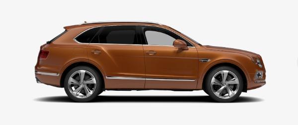 New 2018 Bentley Bentayga Signature for sale Sold at McLaren Greenwich in Greenwich CT 06830 2