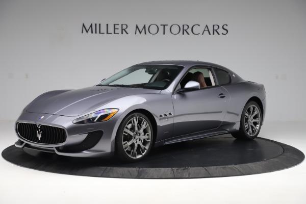 Used 2016 Maserati GranTurismo Sport for sale Sold at McLaren Greenwich in Greenwich CT 06830 2