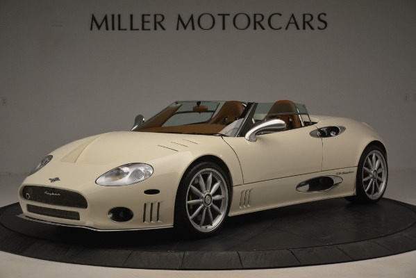 Used 2006 Spyker C8 Spyder for sale Sold at McLaren Greenwich in Greenwich CT 06830 2