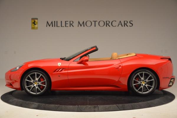 Used 2010 Ferrari California for sale Sold at McLaren Greenwich in Greenwich CT 06830 3