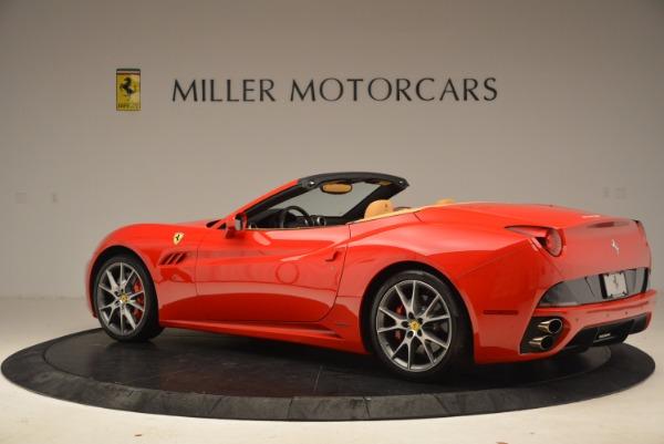 Used 2010 Ferrari California for sale Sold at McLaren Greenwich in Greenwich CT 06830 4