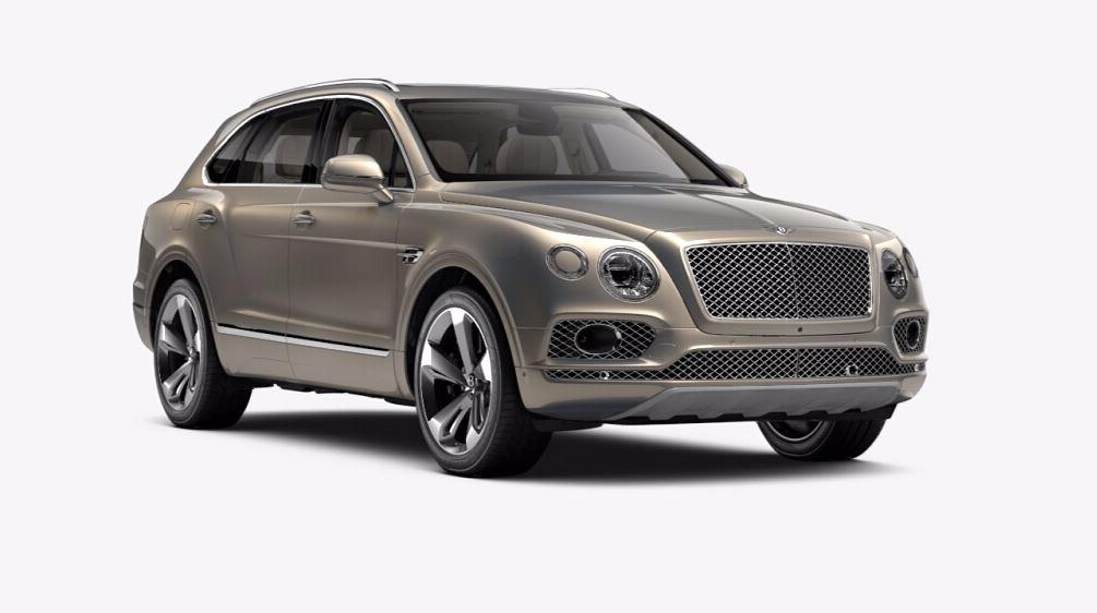 New 2018 Bentley Bentayga Signature for sale Sold at McLaren Greenwich in Greenwich CT 06830 1
