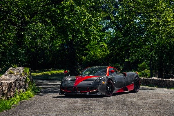 Used 2014 Pagani Huayra Tempesta for sale Sold at McLaren Greenwich in Greenwich CT 06830 2