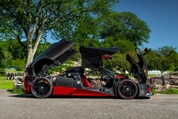 Used 2014 Pagani Huayra Tempesta for sale Sold at McLaren Greenwich in Greenwich CT 06830 3