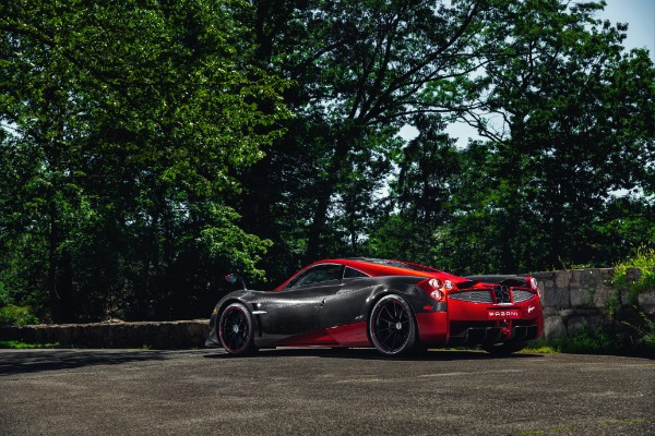 Used 2014 Pagani Huayra Tempesta for sale Sold at McLaren Greenwich in Greenwich CT 06830 4