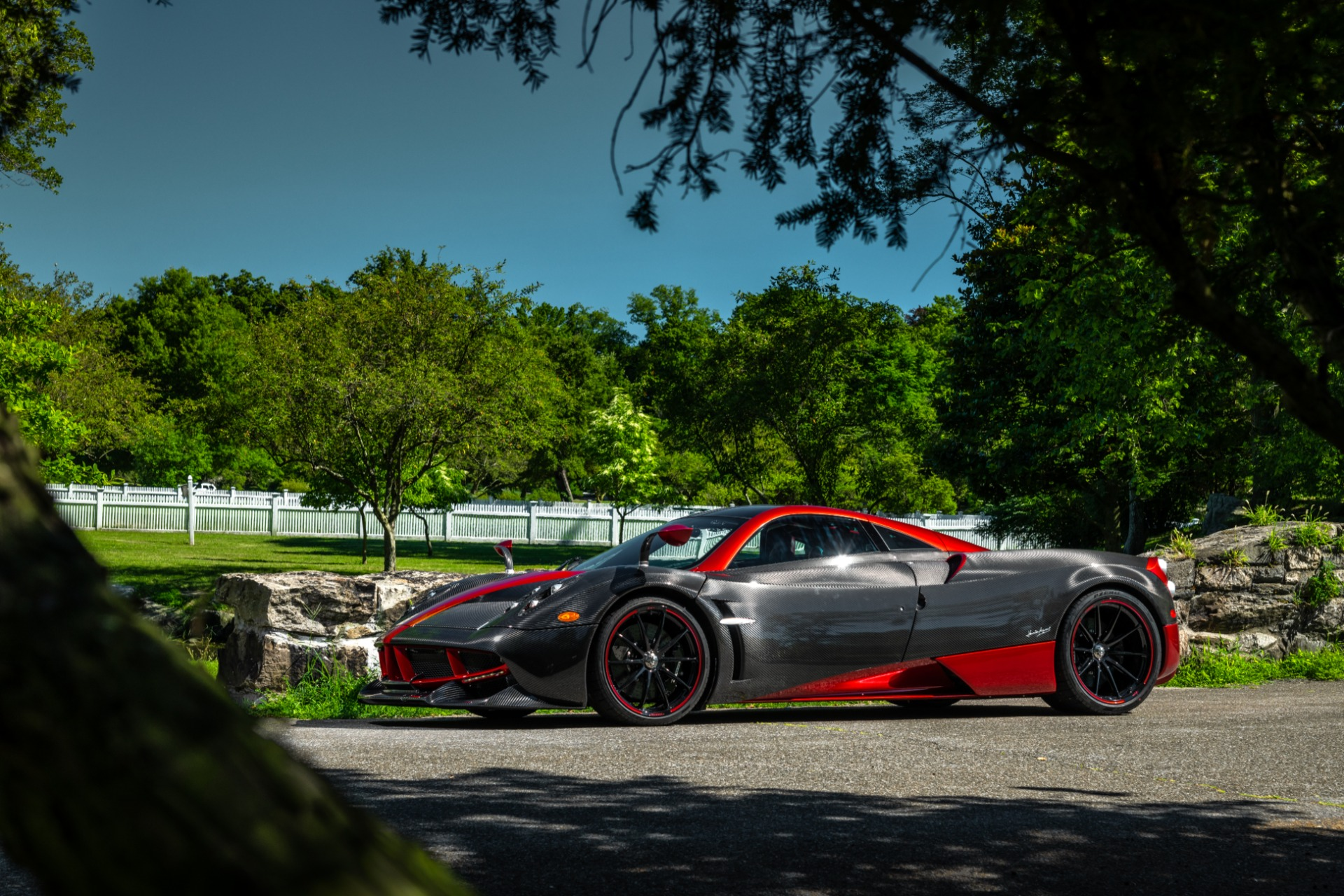 Used 2014 Pagani Huayra Tempesta for sale Sold at McLaren Greenwich in Greenwich CT 06830 1