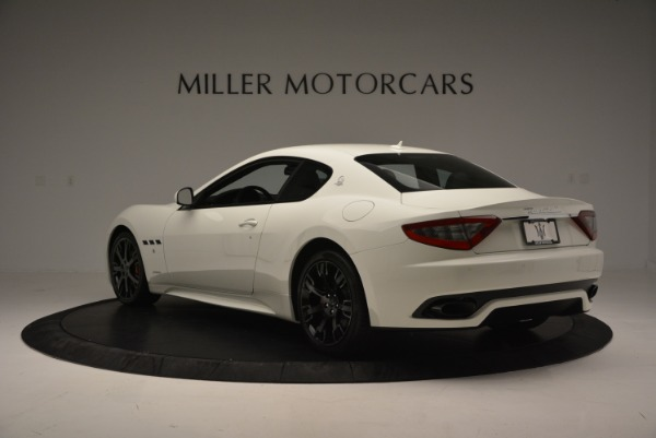 New 2016 Maserati GranTurismo Sport for sale Sold at McLaren Greenwich in Greenwich CT 06830 4