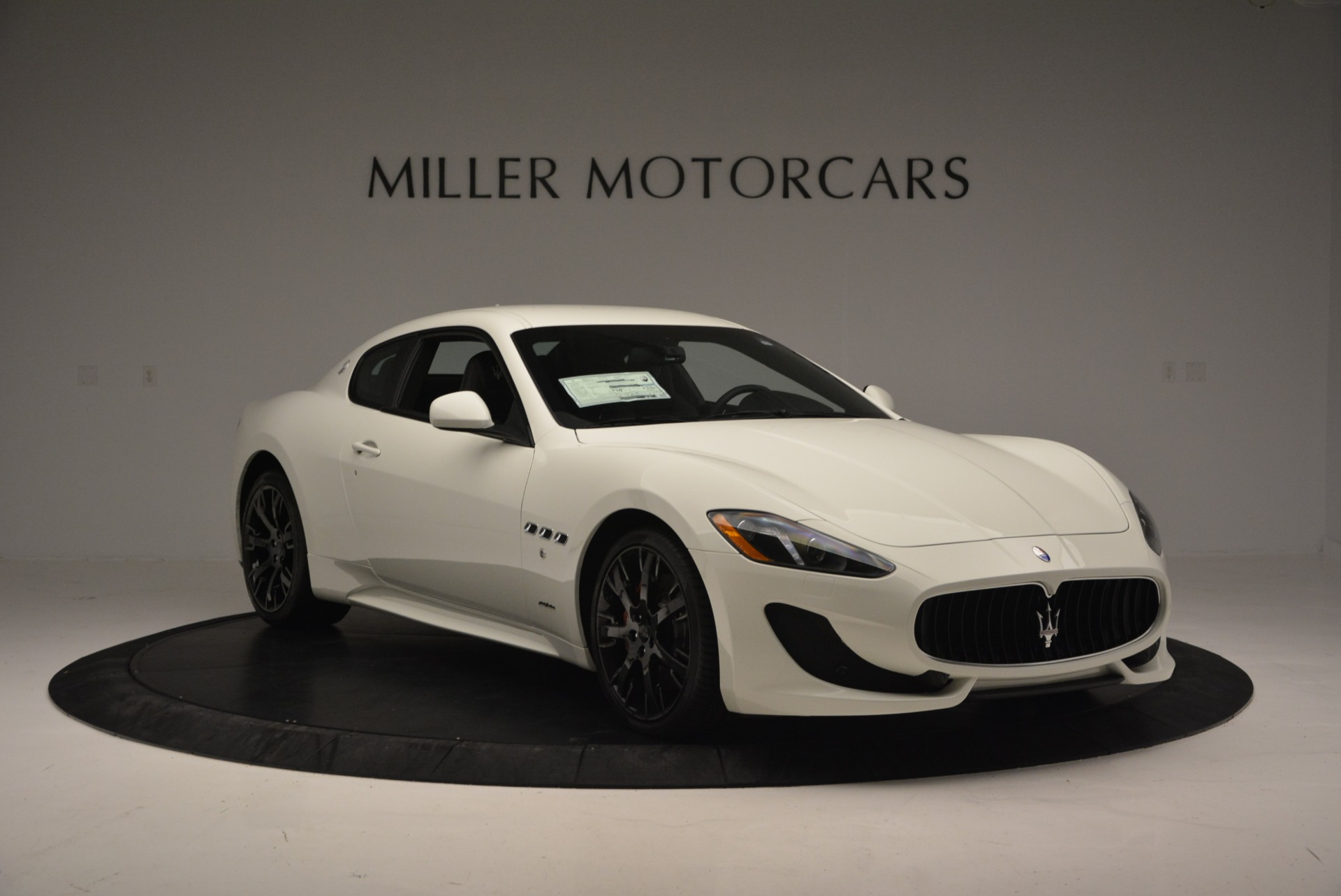 New 2016 Maserati GranTurismo Sport for sale Sold at McLaren Greenwich in Greenwich CT 06830 1