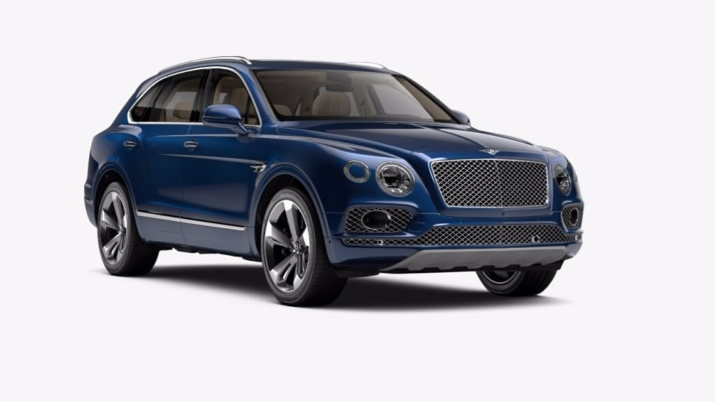 New 2018 Bentley Bentayga Signature for sale Sold at McLaren Greenwich in Greenwich CT 06830 1