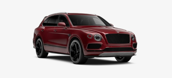 New 2018 Bentley Bentayga Black Edition for sale Sold at McLaren Greenwich in Greenwich CT 06830 1