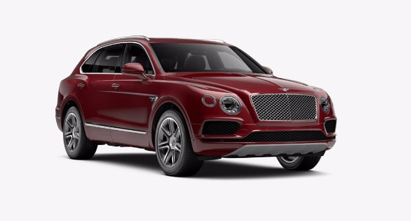 New 2018 Bentley Bentayga Activity Edition-Now with seating for 7!!! for sale Sold at McLaren Greenwich in Greenwich CT 06830 1