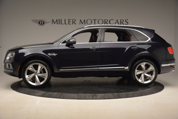 Used 2018 Bentley Bentayga W12 Signature for sale Call for price at McLaren Greenwich in Greenwich CT 06830 3