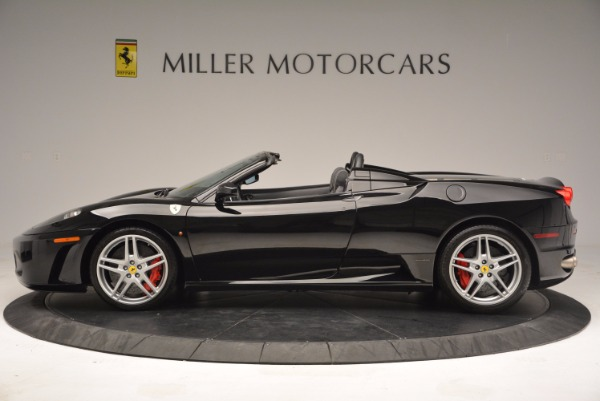 Used 2008 Ferrari F430 Spider for sale Sold at McLaren Greenwich in Greenwich CT 06830 3