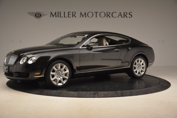 Used 2005 Bentley Continental GT W12 for sale Sold at McLaren Greenwich in Greenwich CT 06830 2