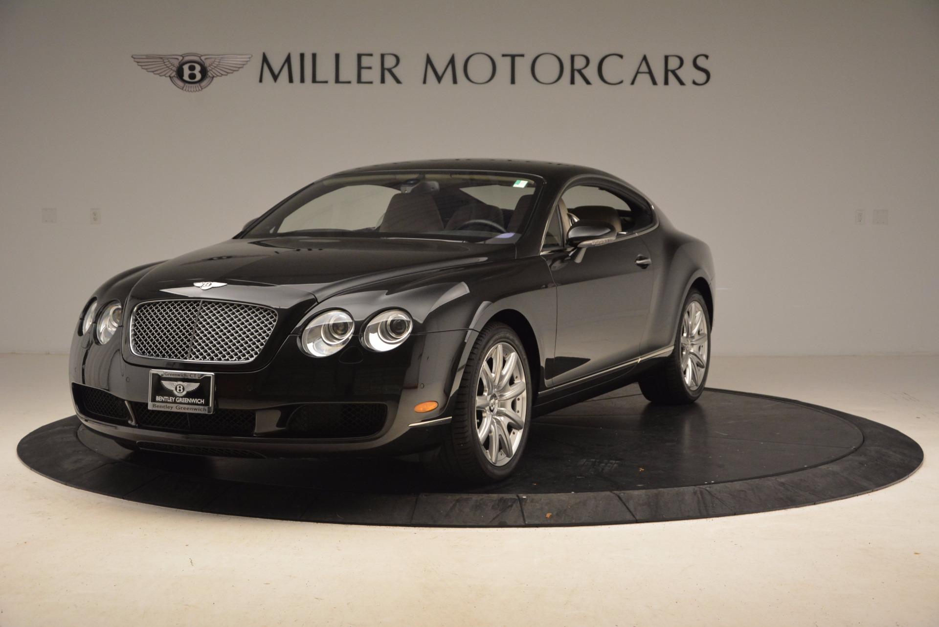Used 2005 Bentley Continental GT W12 for sale Sold at McLaren Greenwich in Greenwich CT 06830 1