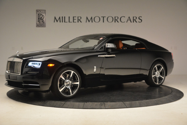 New 2018 Rolls-Royce Wraith for sale Sold at McLaren Greenwich in Greenwich CT 06830 2