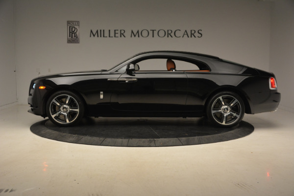 New 2018 Rolls-Royce Wraith for sale Sold at McLaren Greenwich in Greenwich CT 06830 3
