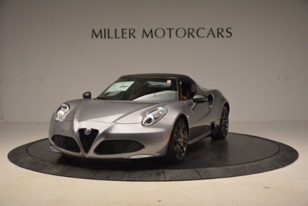New 2018 Alfa Romeo 4C Spider for sale Sold at McLaren Greenwich in Greenwich CT 06830 2