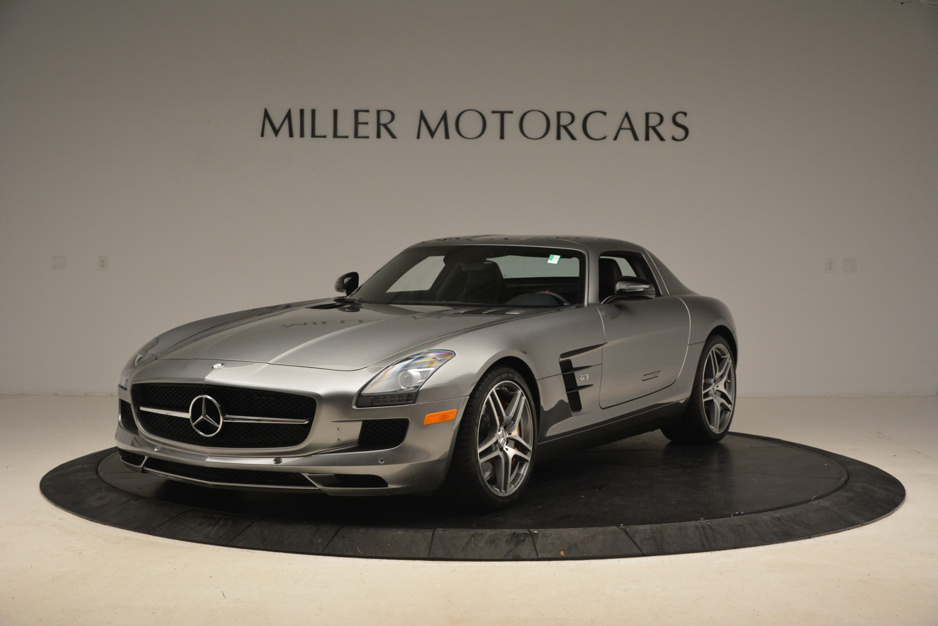 Used 2014 Mercedes-Benz SLS AMG GT for sale Sold at McLaren Greenwich in Greenwich CT 06830 1