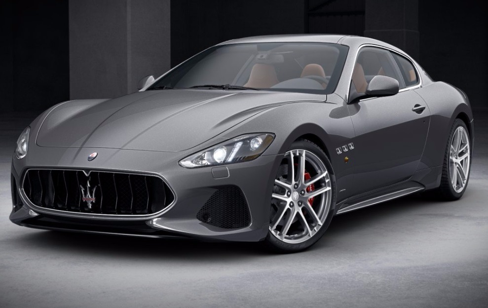 New 2018 Maserati GranTurismo Sport Coupe for sale Sold at McLaren Greenwich in Greenwich CT 06830 1