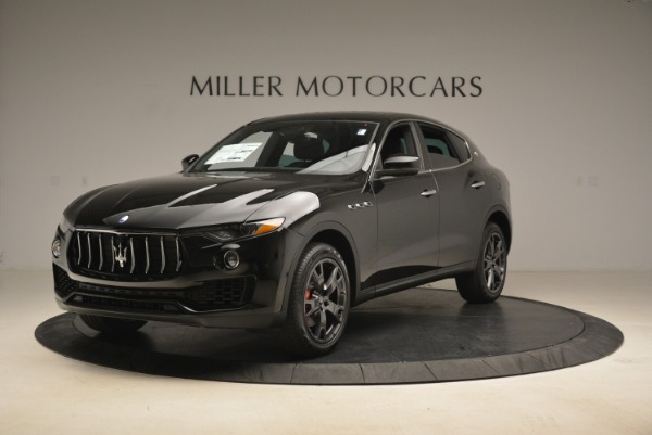 New 2018 Maserati Levante Q4 for sale Sold at McLaren Greenwich in Greenwich CT 06830 1