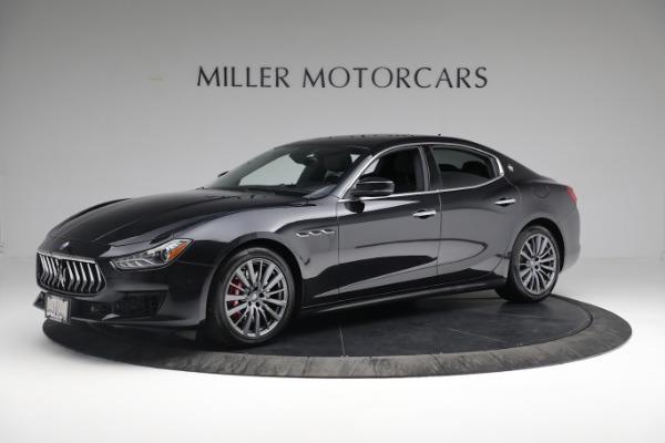 New 2018 Maserati Ghibli S Q4 for sale Sold at McLaren Greenwich in Greenwich CT 06830 2