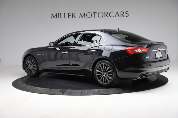Used 2018 Maserati Ghibli S Q4 for sale Sold at McLaren Greenwich in Greenwich CT 06830 4