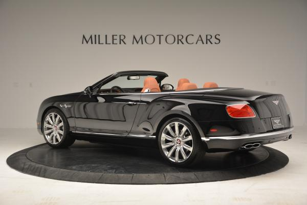Used 2016 Bentley Continental GT V8 Convertible for sale Sold at McLaren Greenwich in Greenwich CT 06830 4