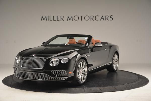 Used 2016 Bentley Continental GT V8 Convertible for sale Sold at McLaren Greenwich in Greenwich CT 06830 1