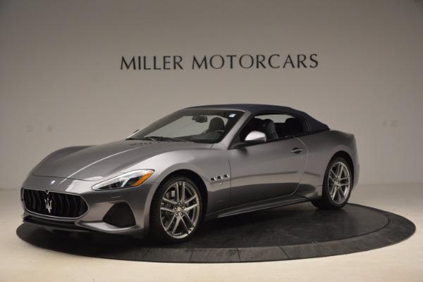 New 2018 Maserati GranTurismo Sport for sale Sold at McLaren Greenwich in Greenwich CT 06830 2