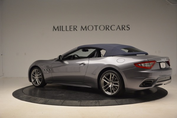 New 2018 Maserati GranTurismo Sport for sale Sold at McLaren Greenwich in Greenwich CT 06830 4