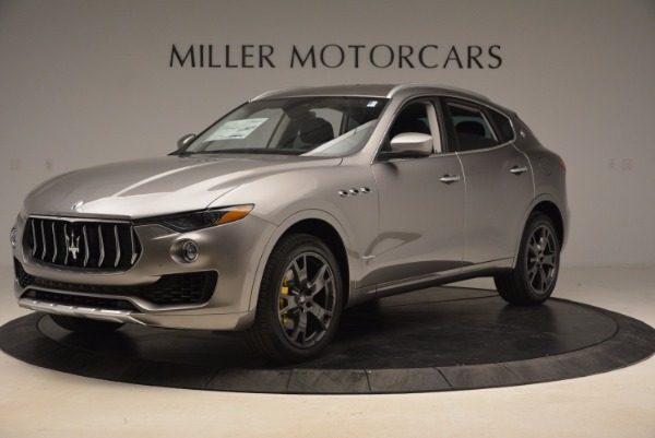New 2018 Maserati Levante Q4 GranLusso for sale Sold at McLaren Greenwich in Greenwich CT 06830 2