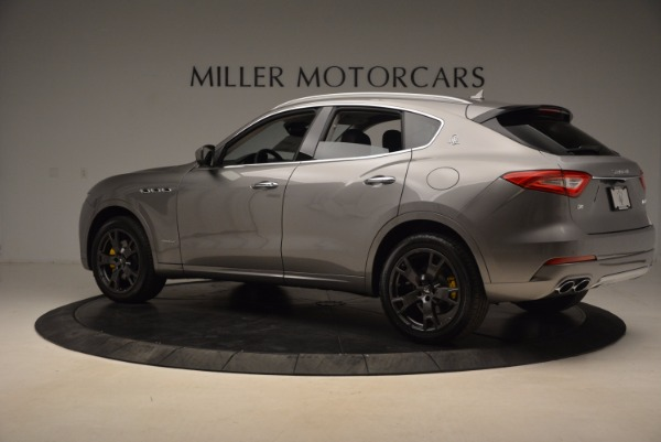 New 2018 Maserati Levante Q4 GranLusso for sale Sold at McLaren Greenwich in Greenwich CT 06830 4