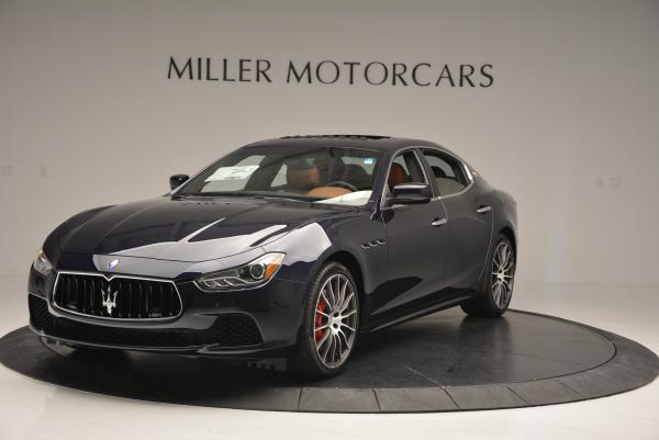 New 2016 Maserati Ghibli S Q4 for sale Sold at McLaren Greenwich in Greenwich CT 06830 1