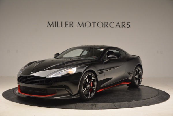 Used 2018 Aston Martin Vanquish S for sale Sold at McLaren Greenwich in Greenwich CT 06830 2